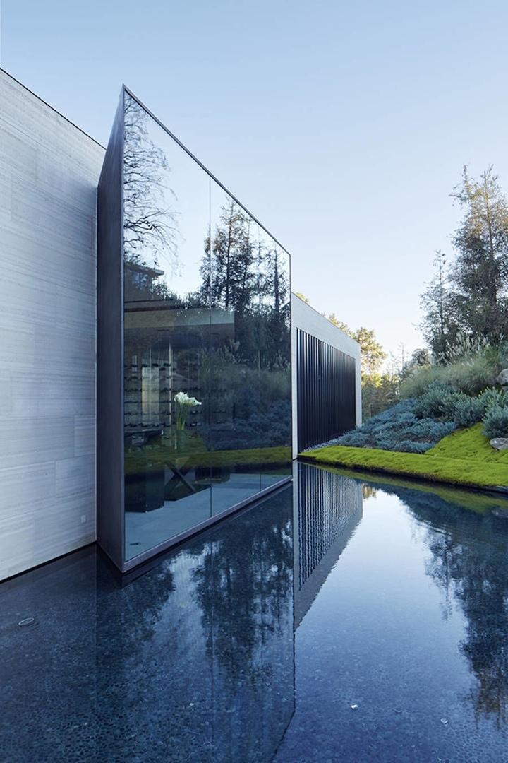 Outstanding Movie Director's Villa in San Francisco