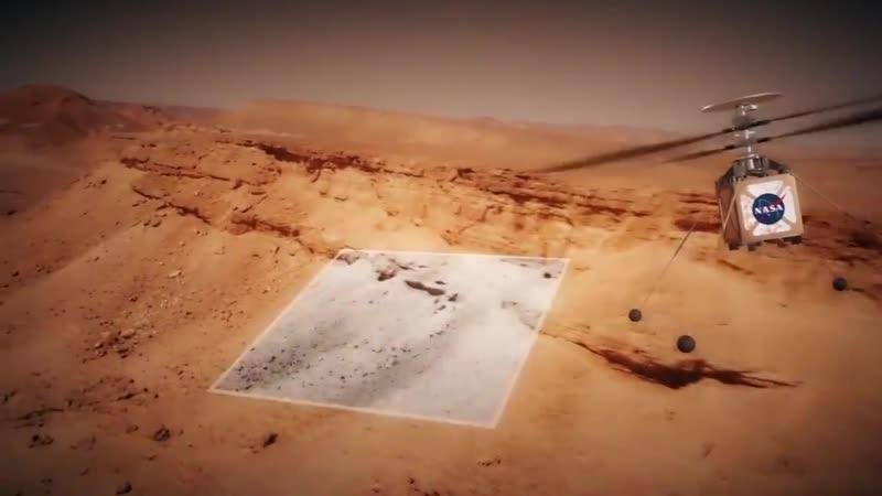 У 2020 році NASA відправить на Марс міні вертоліт