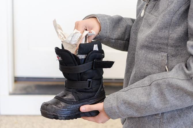 Как уберечь обувь в непогоду: 10 cпособов, изображение №4