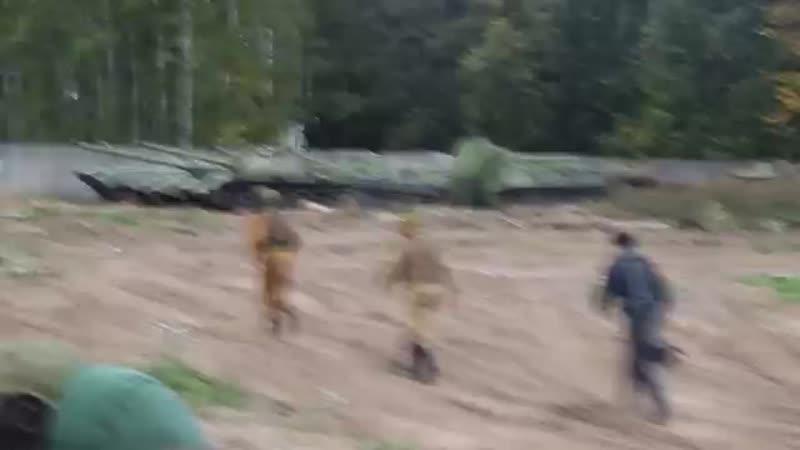 День танкиста танковый музей г Кубинка mp4
