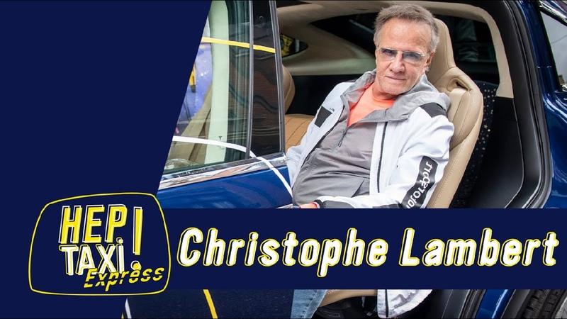 Christophe Lambert Un enfant timide devenu acteur confirmé ﹂Hep Taxi ﹁
