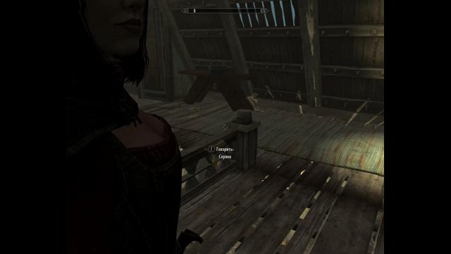TES V Skyrim Хороним маму Цицерона убиваем дракона и барыжим броней