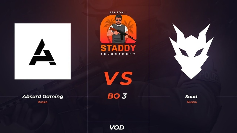 Absurd Gaming vs Soud | STADDY TOURNAMENT | FINAL