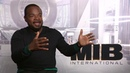 Men In Black: International || F. Gary Gray Junket Soundbites || SocialNews.XYZ