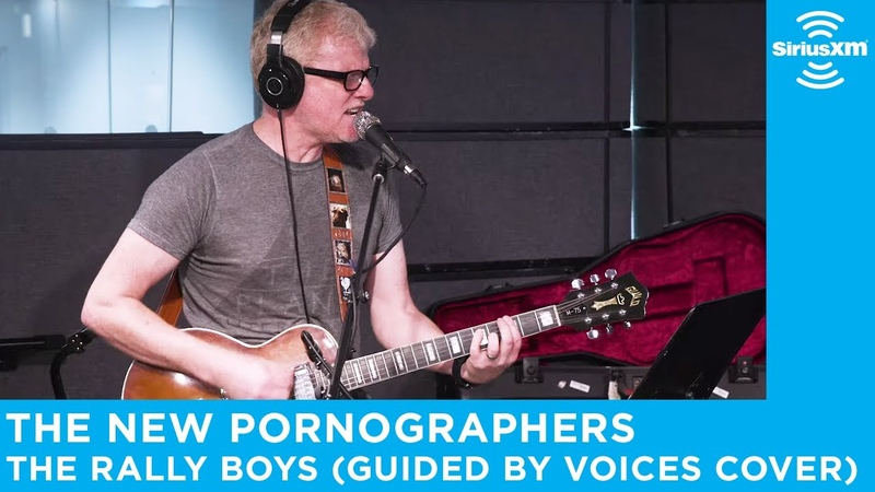 The New Pornographers - The Rally Boys (Guided by Voices Cover) [LIVE @ SiriusXM Studios]
