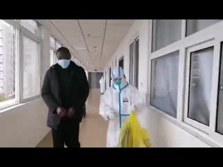 студент из Камеруна переболел коронавирусом