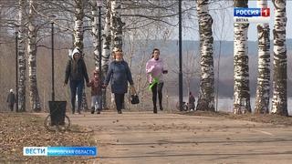 У двух жителей Кирово-Чепецка тест-система показала наличие коронавируса(ГТРК Вятка)