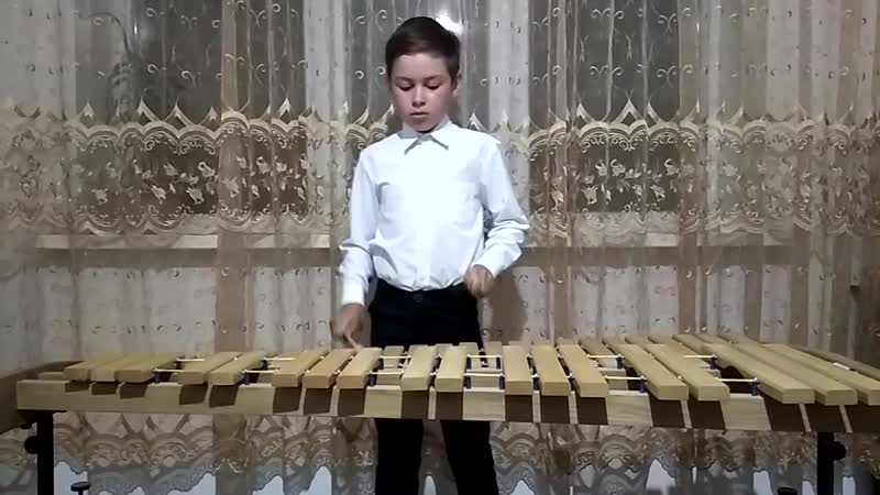 Ярыгин Иван. Маленький негритенок. К. Дебюсси