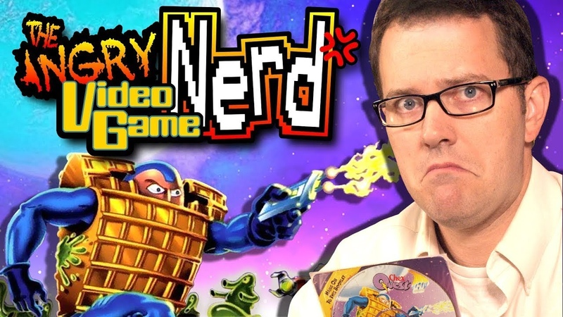 AVGN Chex Quest Rus Reploid
