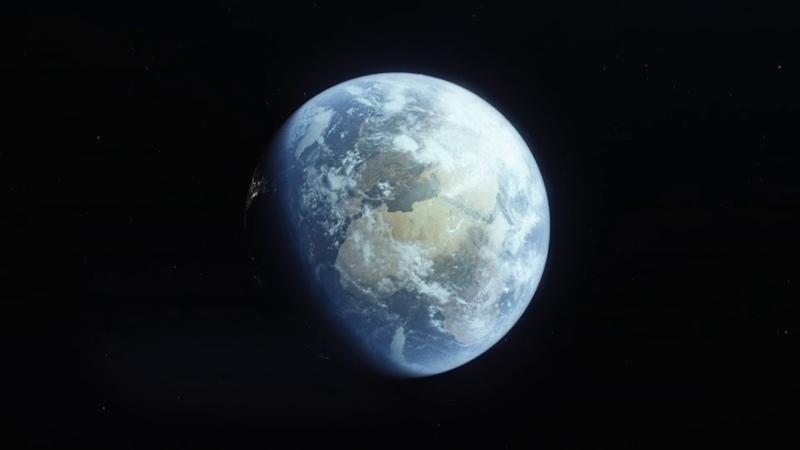 宇宙初搭載 RICOHとJAXAの共同開発による THETA S ISS 国際宇宙ステーション 船外 搭載 発表会オープニングムービー