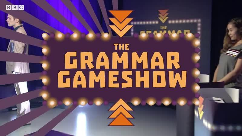 Adjectives- The Grammar Gameshow Episode 18