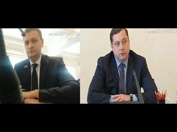 Выступление депутата коммуниста по бюджету Смоленского региона на 2020 год и комментарий Губернатора