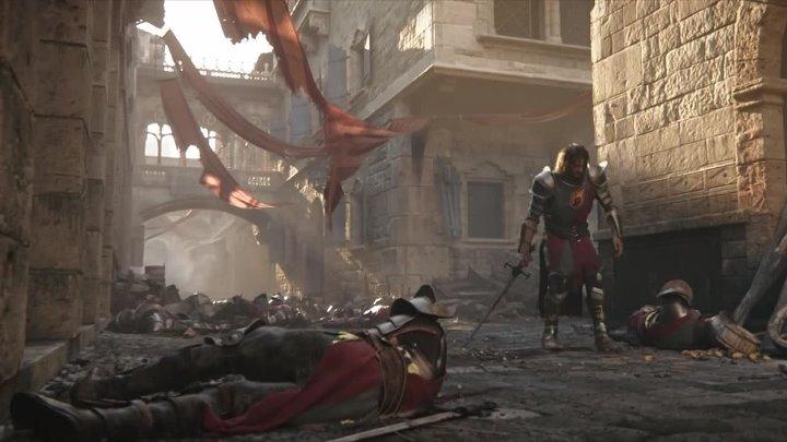 Larian Studios тизерит презентацию Baldur's Gate III