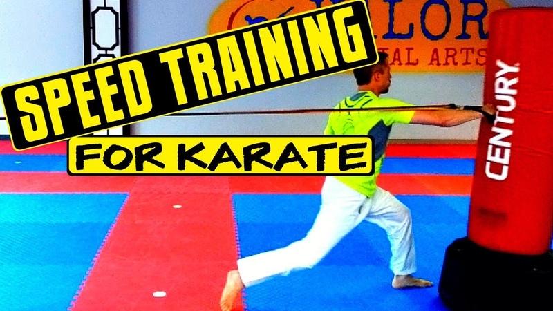 Karate Training for Faster Punches Pt 1 Gyaku Zuki Gyaku Tsuki Reverse Punch
