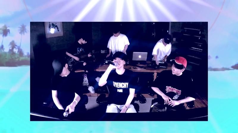 TheEastLight.(더 이스트라이트) - 여름바다 소환 송 메들리(Summer Song Kpop Medley)