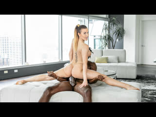 [Blacked] Ella Reese - Stretching NewPorn2019