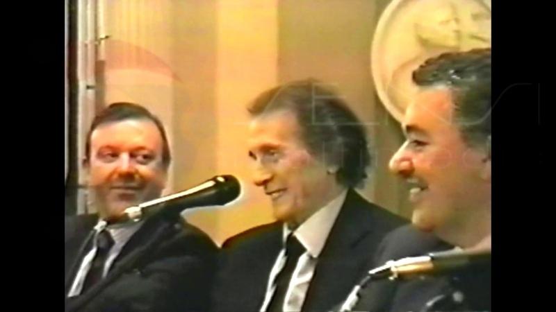 Omaggio a Franco Corelli frammento video Teatro alla Scala ottobre 2001