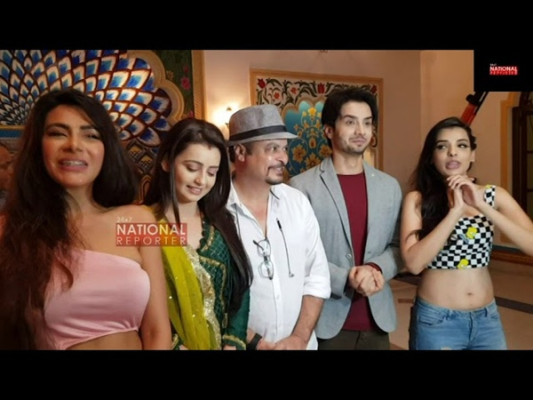 Hamari Bahu Silk Serial Team Chahat Pandey ,Zaan Khan Reeva Chaudhary Fun Chat Exclusive interview