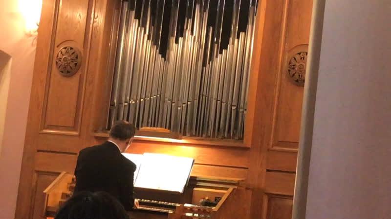 Орган-3,концерт в филармонии,Д.Г,Ирк-к.