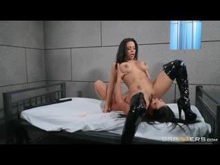 Angela White And Luna Star - BrazziBots Uprising. Part 1 [Lesbian]