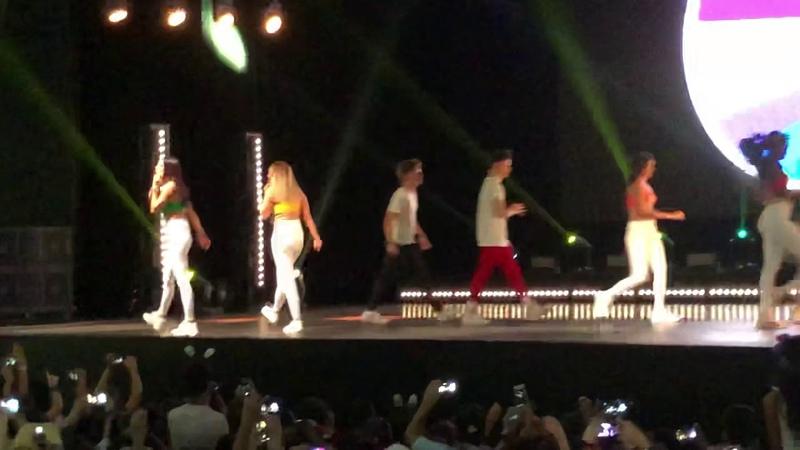 Now United - Sina e Sabina, DCT Tour in Belo Horizonte, Brasil