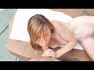 Mia Collins - Fun In The Sun [All Sex, Hardcore, Blowjob, Gonzo]