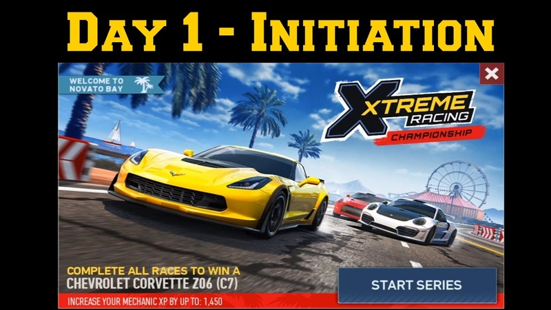 Need for Speed: No Limits™ | Xtreme Racing Championship | Day 1