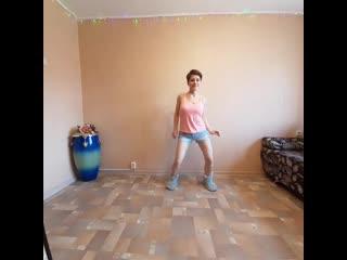 #Танцуюдома реггетон-зарядка | Школа танцев ArmenyCasa Челябинск