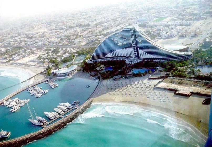 Обзор курорта Джумейра (ОАЭ), изображение №1