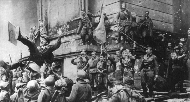 Почему День Победы в Советском Союзе не праздновали с 1947 по 1965 ...