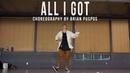 Tone Stith All I Got Choreography by Brian Puspos