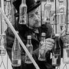 Бутылофон. Федор Григорьев. Музыка в стекле.