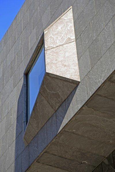 Брутализм в архитектуре