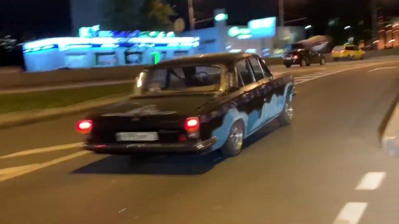 Уроды ЦЦ. ГАЗ-24 Апокриф, ночные заезды 20.09.19.
