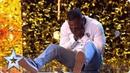 Comedian Kojo gets Simon's GOLDEN BUZZER Auditions BGT 2019
