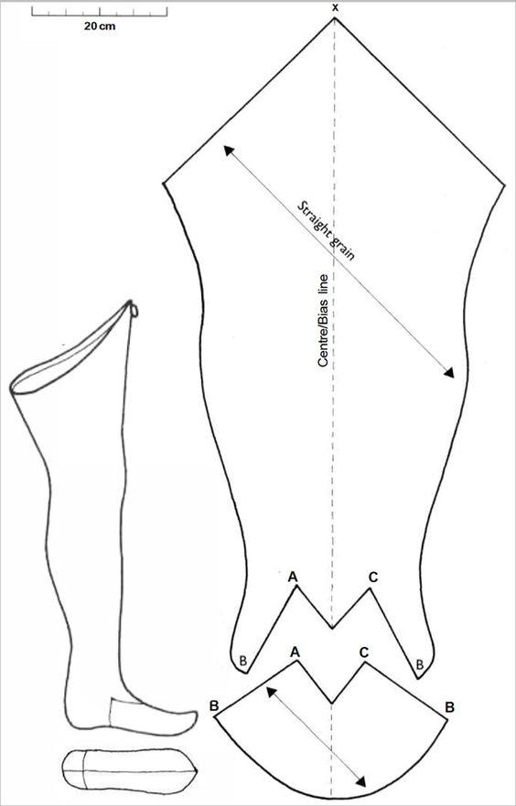 TUTORIAL Calzas Medievales - Página 2 XLldj4RnjM0