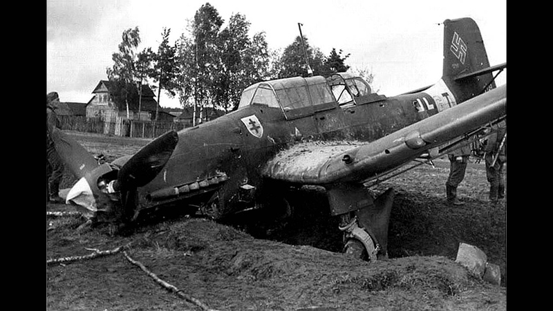 Великие лётчики 3 Ганс Ульрих Рудель Орёл Востока