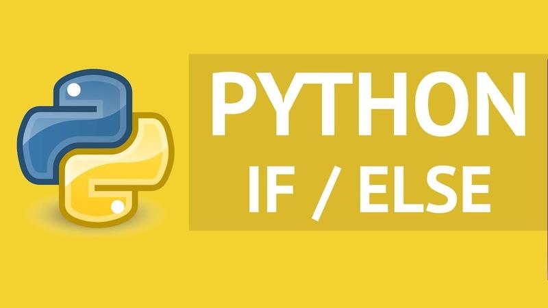 Control Flow in Python - If Elif Else Statements