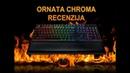 Razer ORNATA Chroma recenzija tipkovnice