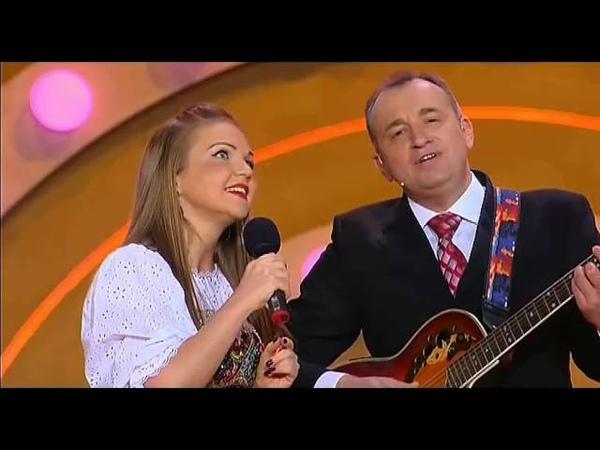 святослав ещенко и марина девятова в программе Петросян шоу
