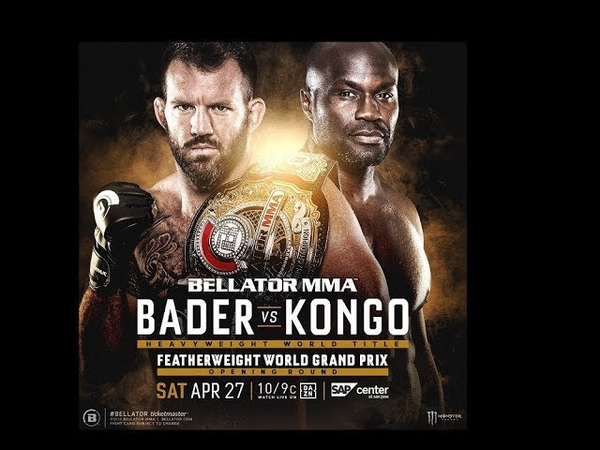 Видео EA Sports UFC 3 Райан Бейдер - Чейк Конго (Ryan Bader - Cheick Kongo) смотреть онлайн