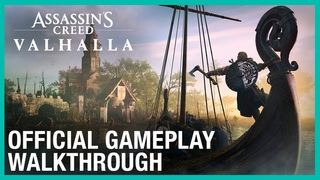 Assassin's Creed Valhalla: Official 30 Minute Gameplay Walkthrough | Ubisoft [NA]