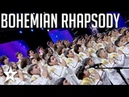 Choir Amazes Judges Singing Bohemian Rhapsody By QUEEN on Georgia's Got Talent | Got Talent Global