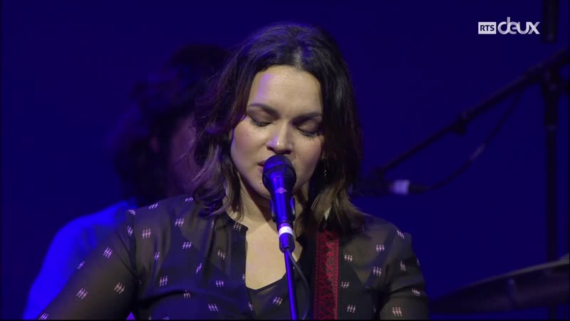 Norah Jones Baloise Session 2016