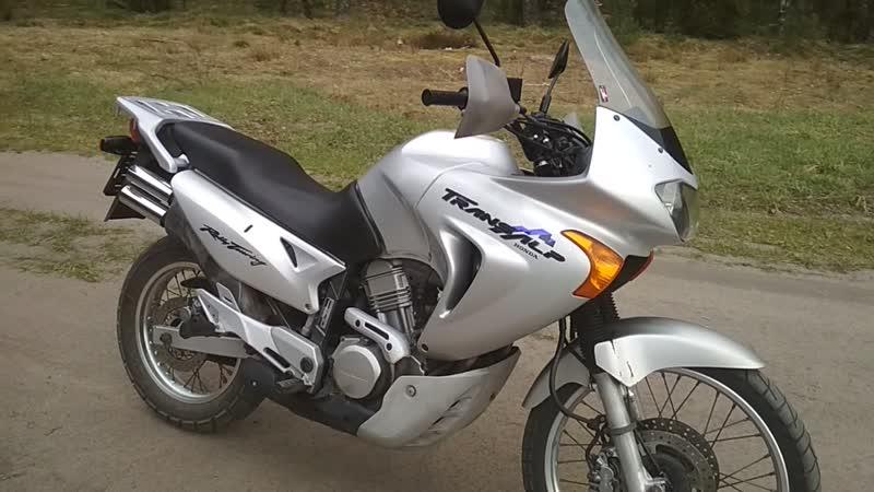 Honda XL650 Transalp 2001 год