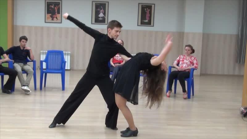 Александр Резчиков и Мария Ошкукова (Slow)