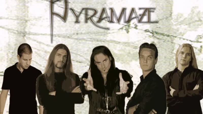 Pyramaze Touched By The Mara