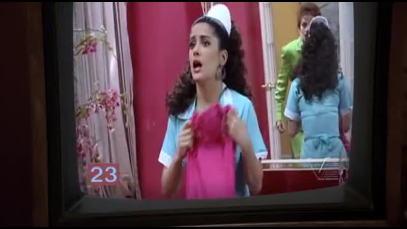 Фрагмент из сериала «Дурнушка» с Сальмой Хайек | Ugly Betty (2006)
