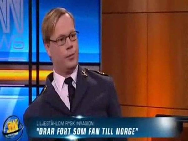Шведский юмор - Готова ли Швеция к нападению российских войск Скачать в HD