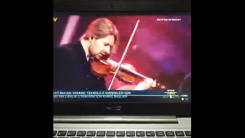 David Garrett - They don t care about us - cruise